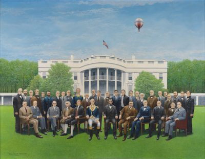 Rock the Vote: Presidential Portrayals Past and Present