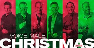Voice Male Christmas 2016