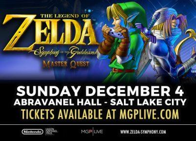 The Legend of Zelda: Symphony of the Goddesses – Master Quest