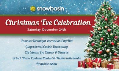 Snowbasin Christmas Eve 2020 Children's Christmas Eve Celebration, Snowbasin Resort at