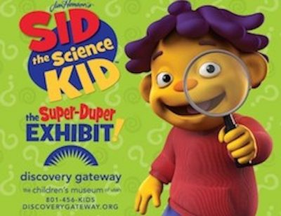 Sid the Science Kid: The Super-Duper Exhibit!