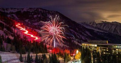 Santa's Christmas Eve Parade & Fireworks