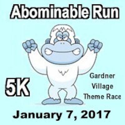 Abominable Run at Gardner Village