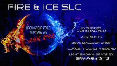 Fire & Ice SLC NYE Bash