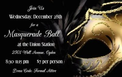 Masquerade Ball at the Union Station
