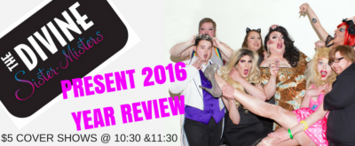 2016 Year End Review Drag Show
