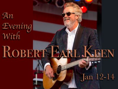 An Evening With Robert Earl Keen