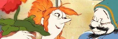Aunt Hilda (Tante Hilda)