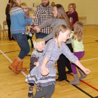 Children and Family Dance Party