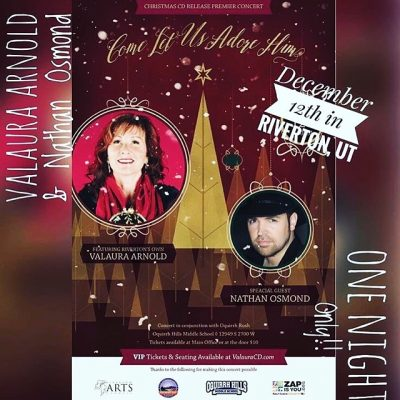 Come Let Us Adore Him: Christmas CD Release Concert and Fundraiser