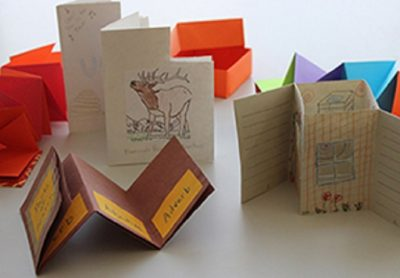 Educators' Half-day: Bookmaking in Your Classroom
