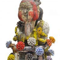 Epics, Myths and Fables Figurative Ceramics Sculpture National Invitational