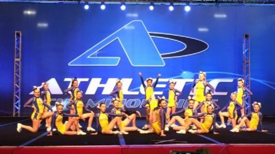 Exceleration Tumbling and Cheer