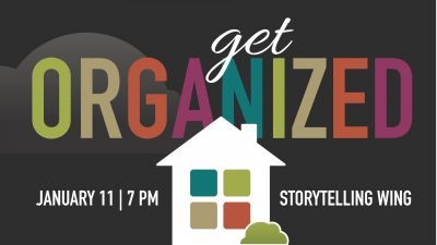 Get Organized with Vicky Winterton