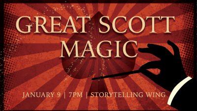 Great Scott Magic Show