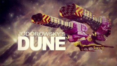 Jodorowsky's Dune (PG-13, 2014)