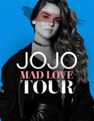 Jojo Mad Love Tour