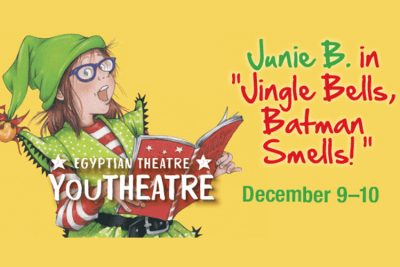 "Junie B in ""Jingle Bells, Batman Smells!"""