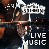 Live Music at The Last Chair Saloon