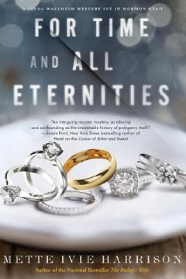 Mette Ivie Harrison: For Time and All Eternities