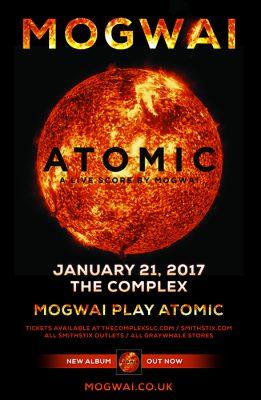 Mogwai Plays Atomic