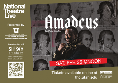 National Theater Live Presents Amadeus