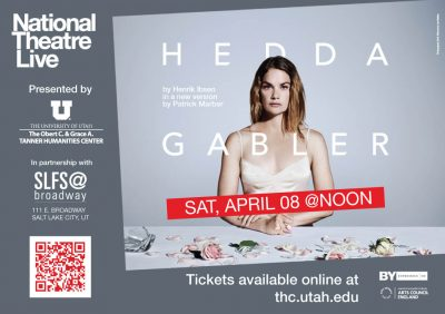 National Theater Live Presents Hebba Gabler