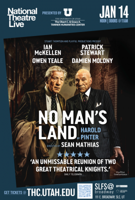 National Theater Live Presents No Man's Land