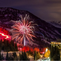 New Year's Eve Dinner at Snowbird