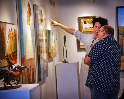Park City Last Friday Gallery Stroll