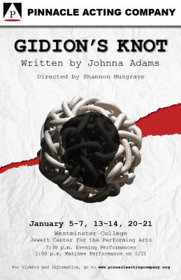 Pinnacle Acting Company Presents: Gidion's Knot