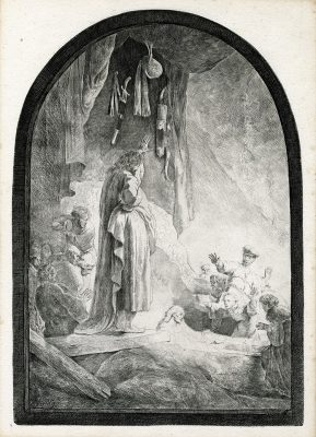 Rembrandt Prints On View