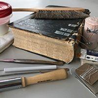 Simple Book Repairs for At-home Curators