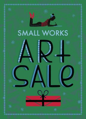 Small Works Holiday Sale