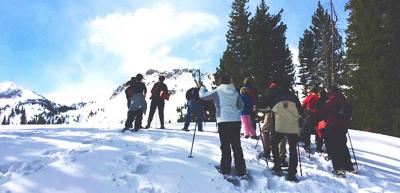 Snowshoe Naturalist Tour