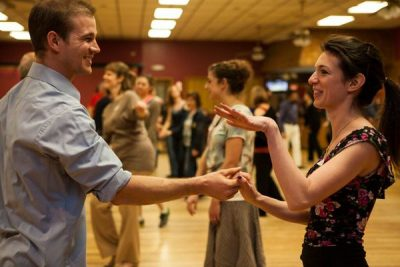Swing is King in 2017 - Classes Wednesdays, Socials Fridays!