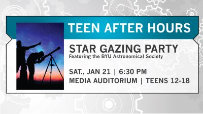 Teen After Hours Star Party