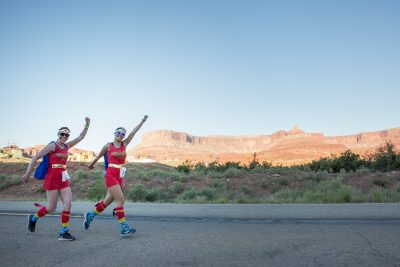 Thelma and Louise Women's Half Marathon and Relay