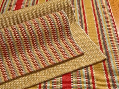 Third Saturday for Families: Woven Rugs