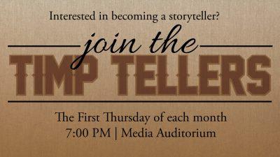 Timp Tellers: Story Skills