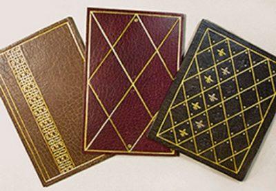Tooling Around: Intro to Gold Finishing