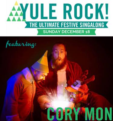 Yule Rock: The Ultimate Festive Sing-A-Long