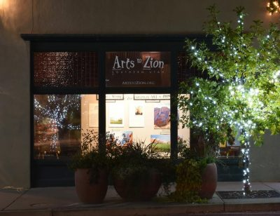 Arts to Zion at Gallery 35
