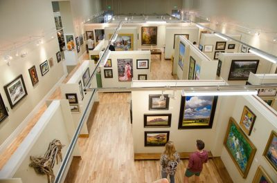 Cache Valley Center for the Arts Gallery Walk
