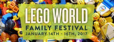 LEGO WORLD Family Festival
