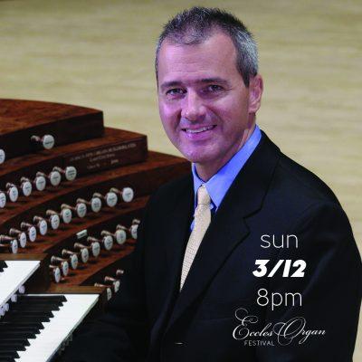 23rd Annual Eccles Organ Festival Sunday