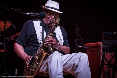 Joe McQueen Quartet: Jazz and Blues