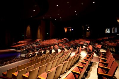 Morgan Theatre - Utah State University