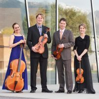 The Fry Street Quartet with guest artists Brant Bayless and Errik Hood
