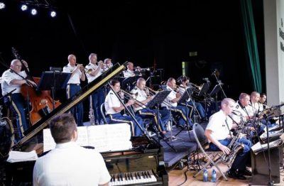 23rd Army Band - Valentine's Swing Dance